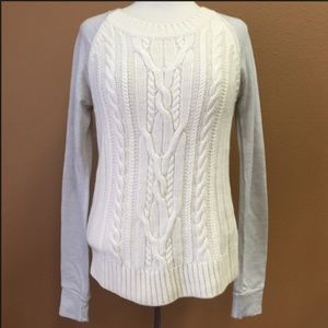 Lululemon Cable Knit Sweater Sz 6-New With Tags